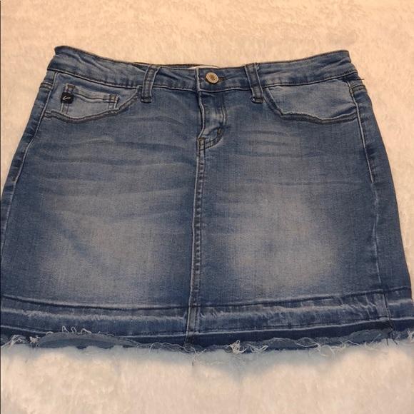 e9c7760c654b KanCan Dresses   Skirts - Jean mini skirt